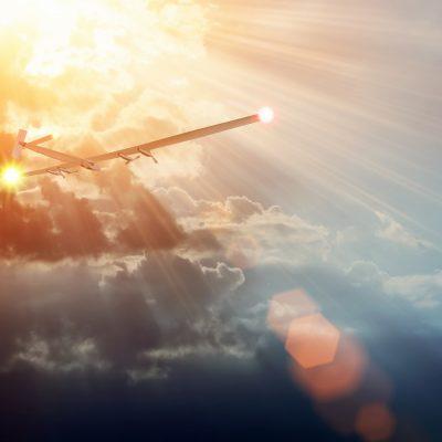 Solar Powered Flight
