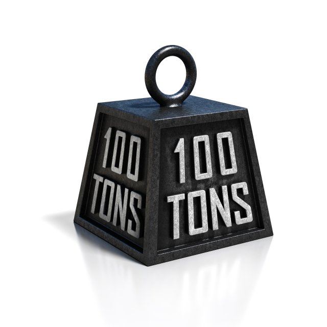 Save 100 Tons of Carbon