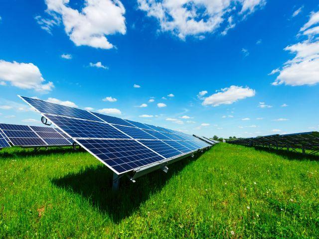 Ground Mounted Solar Panels