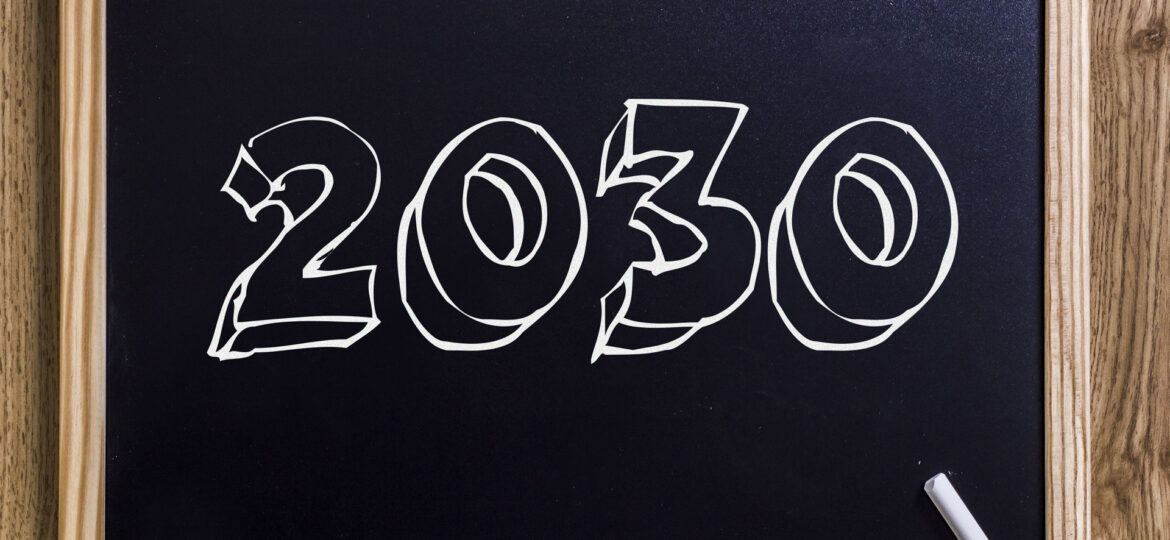 Countdown to 2030
