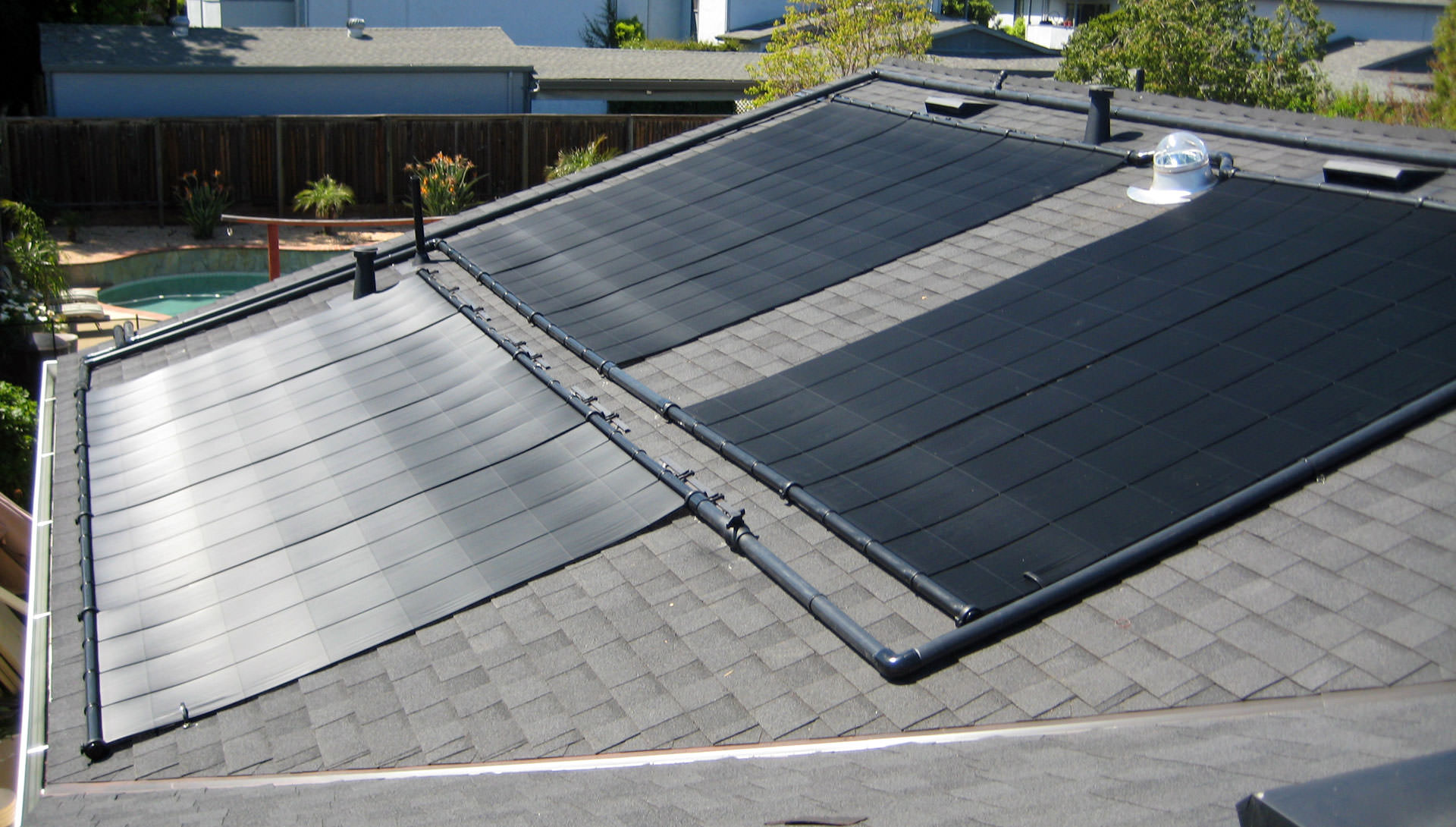 Solaron Solar Electricity And Pool Heating In Sacramento