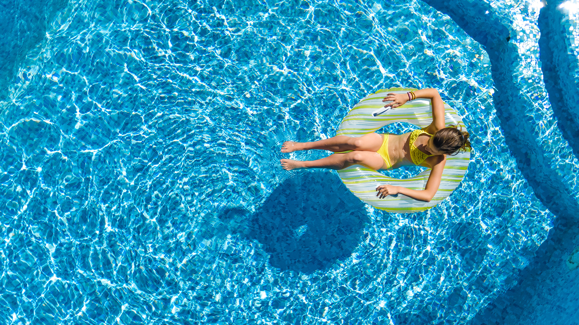 How Solar Pool Heating Works in El Dorado Hills, CA | Solaron