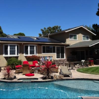 Solar Pool Heating