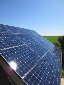 Solaron PV Install
